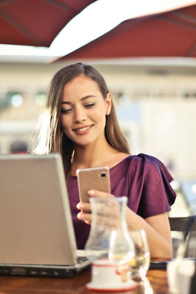 Vidéoconférence Mobile App Personnalisation